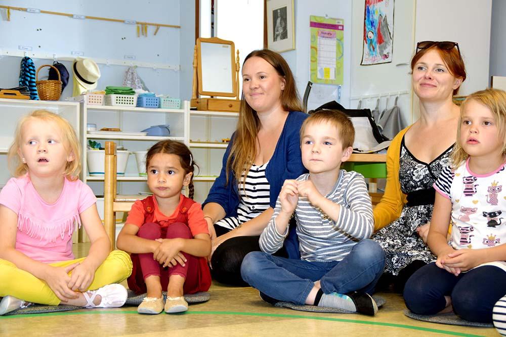 Montessori Päiväkoti